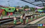 Cihui, Banjarbaru Punya Kampung Pelangi - JPNN.COM