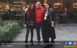 Usai Marah-marah, Faisal Harris Ajak Anak-anaknya Berlibur - JPNN.COM