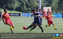 UNJ Pesta Gol ke Gawang UI - JPNN.COM
