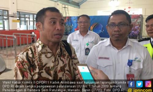 DPD Usulkan Penambahan Rute Penerbangan Baru