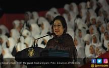 Video Bu Mega Berkaca-kaca Ajak Rakyat Jatim Dukung Cucu BK - JPNN.COM
