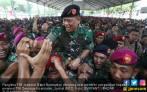 Resmi Pensiun, Jenderal Gatot Langsung Bicara Hak Dipilih - JPNN.COM