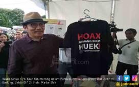 Nazar Seret Fahri Hamzah, KPK Tak Mau Suuzan - JPNN.COM