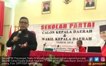 Ini Cara Hasto Gelorakan Nasionalisme Calon Kada dari PDIP - JPNN.COM