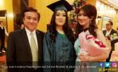 Zarima dan Ferry Juan Dukung Anak Kuliah di Luar Negeri - JPNN.COM