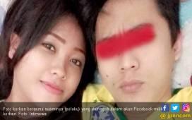 Suami Mutilasi Istri Cantik, Buku Nikah Dibakar bareng Jasad - JPNN.COM