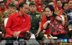 Sambutan Meriah untuk Presiden Jokowi di HUT ke-45 PDIP - JPNN.COM