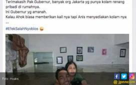 Banjir di Medan jadi Bahan Menyerang Anies Baswedan - JPNN.COM