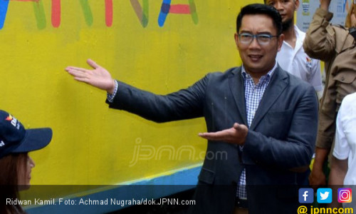 Ridwan Kamil Masuk 50 Pemimpin Terbaik Versi Fortune