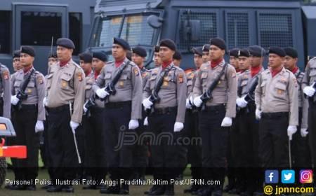 Hari Terakhir Pendaftaran, Polisi Perketat Pengamanan