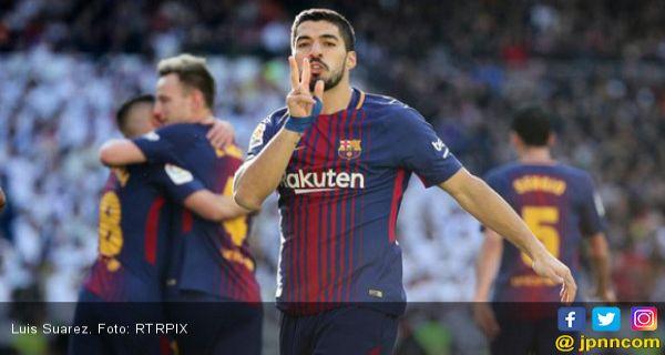 Cepat atau Lambat Luis Suarez Akan ke MLS - JPNN.COM