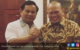 Pertobatan La Nyalla karena Memfitnah Jokowi demi Prabowo - JPNN.COM