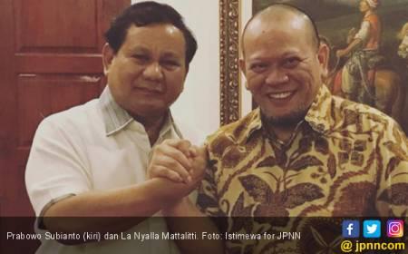 Tidak Usung La Nyalla, Prabowo Dinilai Blunder