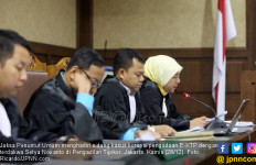 Jaksa KPK Langsung Tolak Pembelaaan Novanto - JPNN.com
