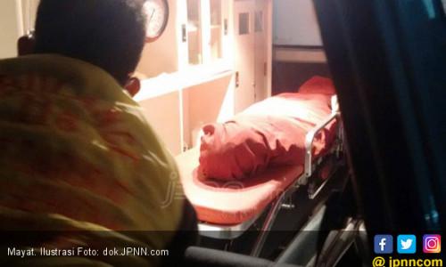 Tragis, TKI Asal Lamtim Diduga Loncat dari Gedung