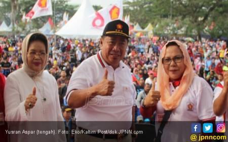 Kecewa pada Prabowo, Yusran Aspar Tinggalkan Gerindra