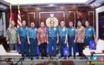 Jelang Pensiun, Tujuh Pati TNI AL Bertemu Kasal - JPNN.COM