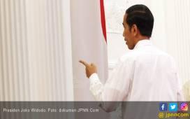Undangan buat Kades agar Hadir ke GBK Bayar Rp 3 Juta untuk Silaturahmi dengan Jokowi - JPNN.COM