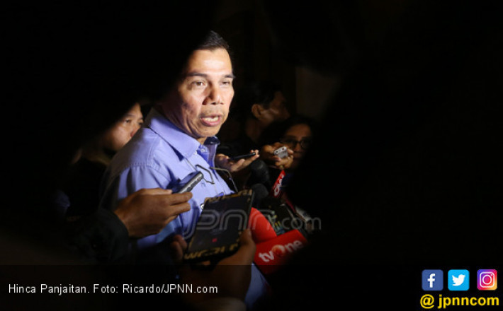 JR Saragih tak Lolos, Hinca: Kami akan Lakukan Perlawanan