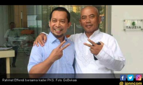 Tim Pemenangan Rahmat Effendi-Tri Incar Pemilih Pemula