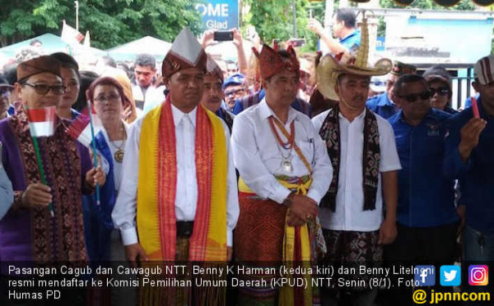 Benny K Harman Tolak Politik Uang