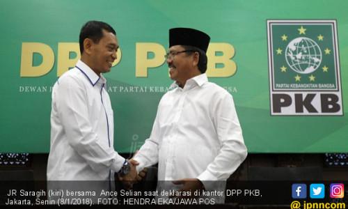 JR Saragih Tetap TMS, PKPI Menunggu, PKB Jalan Terus