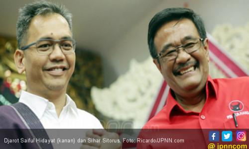 PDIP All-out demi Djoss di Sumut agar Jokowi Menang Lagi