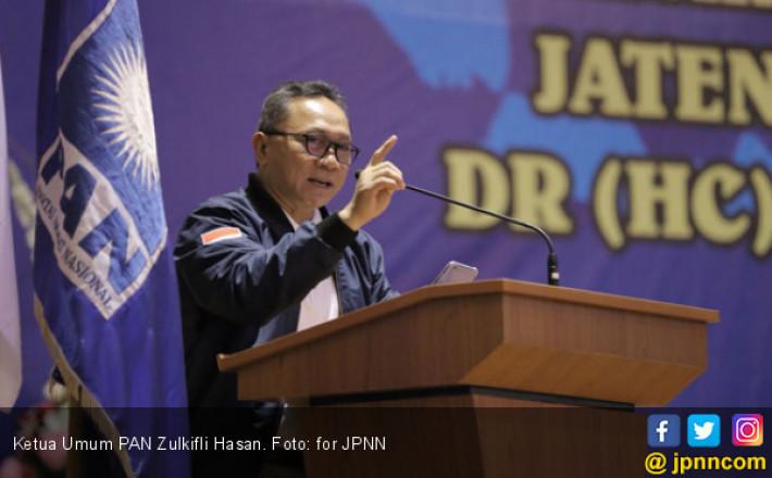 Zulkifli Hasan: Pilih Sudirman Said Bukti PAN Antikorupsi