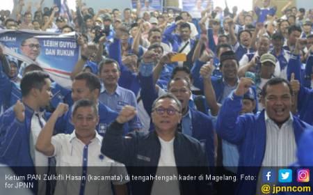 Zulkifli Hasan: Kader PAN Jadi Rebutan di Pilkada