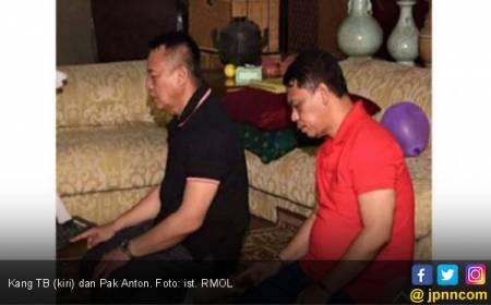 Posisi Salat Anton Charliyan Disoal, Kang TB Bilang Begini