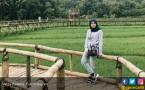 Vebby Palwinta Jual Baju Bekas untuk Amal - JPNN.COM