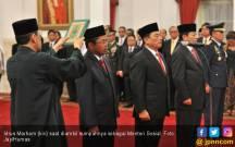 Pilih IM Jadi Mensos, Jokowi Mengunci Golkar agar Tak Liar - JPNN.COM