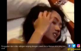 Video Begituan Mirip Marion Jola Viral, Ini Rencana Polisi - JPNN.COM