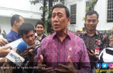 Wiranto: Penunjukan Iwan Bule Bukan Direkayasa - JPNN.com