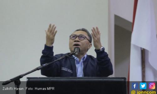 Zulkifli Hasan Wakafkan 4 Hari Waktunya