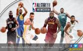 Ini Starting Five NBA All-Star 2018 - JPNN.COM
