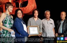 Menteri Siti Tunjuk Jefri Nichol untuk Perkenalkan Lisa - JPNN.com