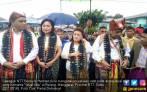 "Cagub Benny K Harman Gelar Ritual Adat ""Wuat Wai"" - JPNN.COM"