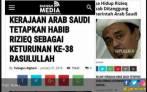 Kabar Palsu soal Habib Rizieq Masih Menyebar - JPNN.COM