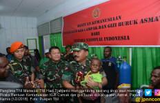 Satgaskes TNI Vaksinasi 13.336 Anak di Kabupaten Asmat - JPNN.com