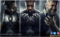 Black Panther Lampau Ekspektasi Tergila - JPNN.COM
