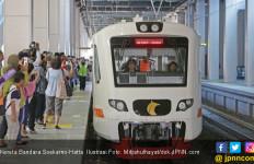 Tiket Kereta Api Bandara Jakarta Diskon Sampai Setengah Harga - JPNN.com