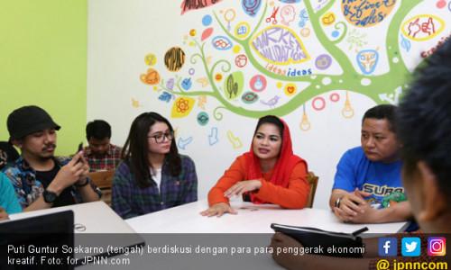 Puti Soekarno Janjikan 1.000 Startup Unggulan dari Jatim