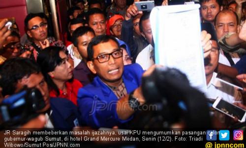 JR Saragih Terancam Hukuman 6 Tahun Penjara