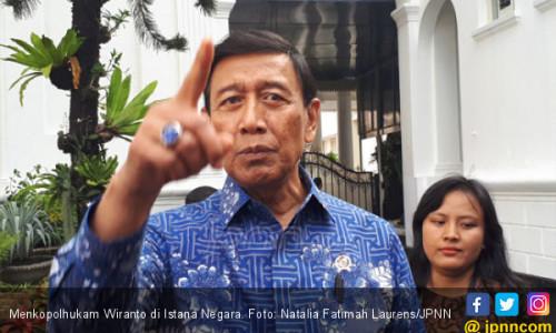 Wiranto: Nanti Saya Datang ke KPK