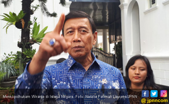 Politikus Gerindra Sebut Pernyataan Wiranto Kurang Etis