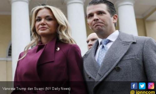 Donald Trump Junior Digugat Cerai Istri, Kasihan
