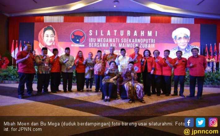 Mbah Moen: Nasionalis-Religius Satu, Jateng Makmur