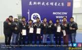 Jelang Asian Games 2018, Timnas Wushu Sabet 3 Emas di Rusia - JPNN.COM