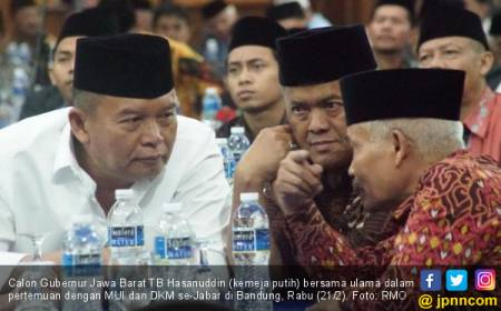Debat Ricuh, Kelihaian Kang Hasan Kendalikan Massa Teruji